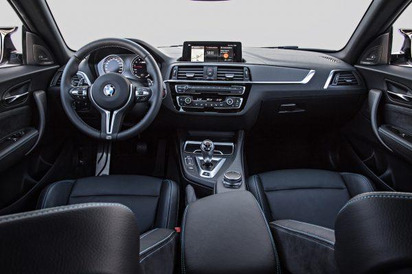 BMW M2 Competition Interieur