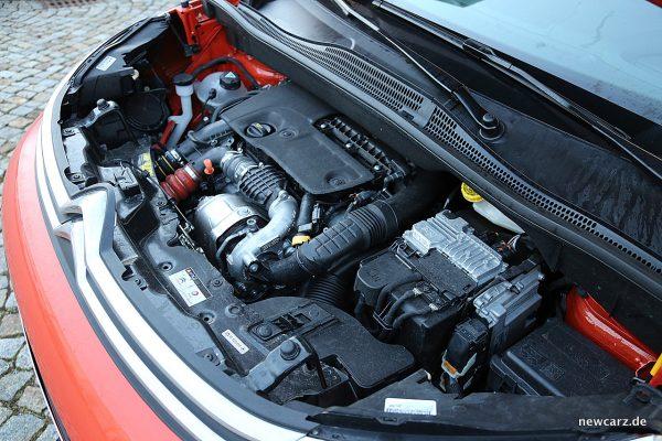 Citroen C3 Aircross Motor