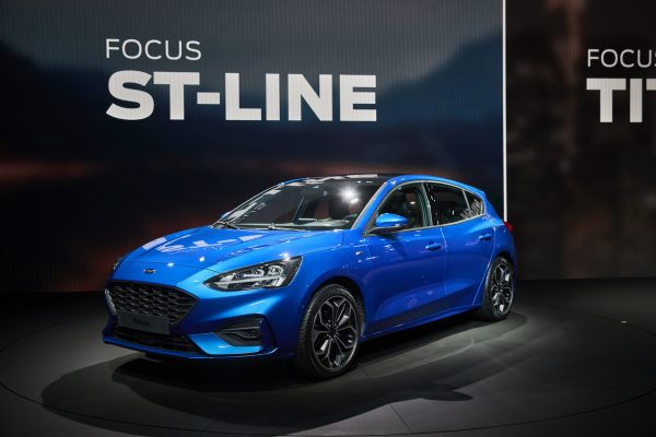 Ford Focus 2018 Premiere