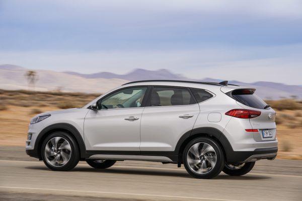 Hyundai Tucson Exterieur