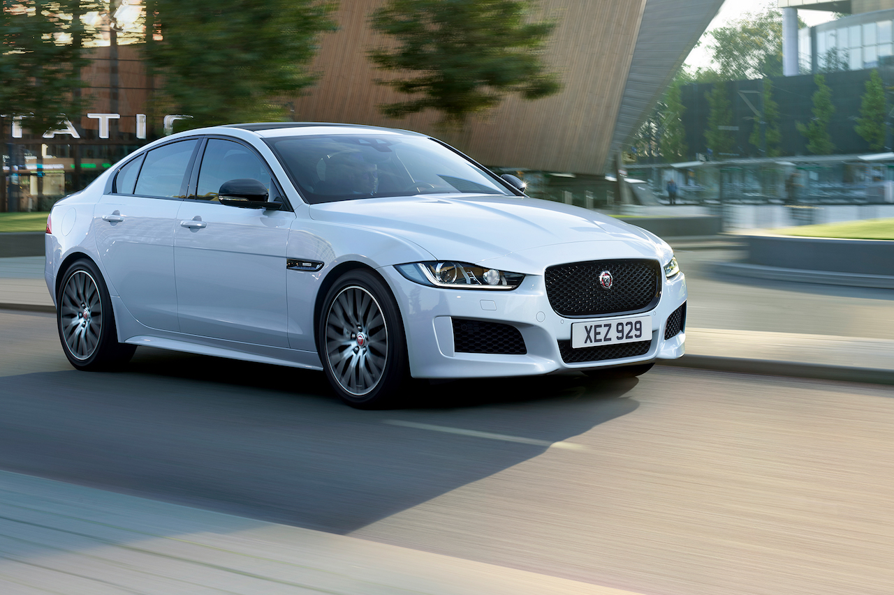 Jaguar XE Landmark edition Exterieur