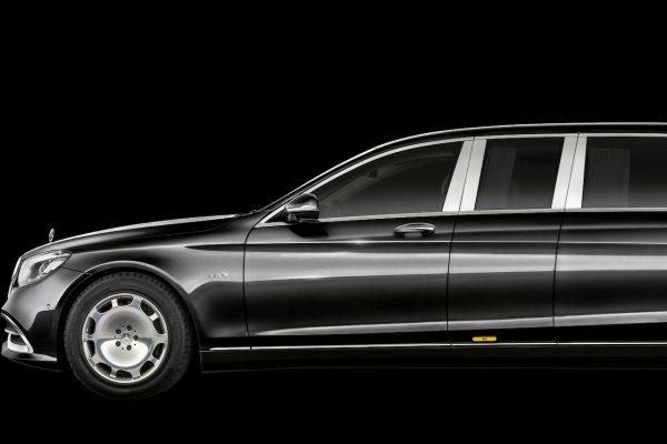 Mercedes-Maybach S650 Pullman Exterieur