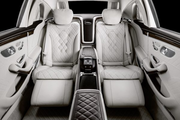 Mercedes-Maybach S650 Pullman Interieur
