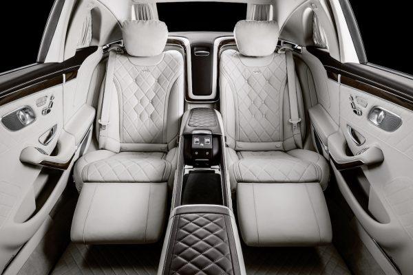 Mercedes-Maybach S650 Pullman Interieur