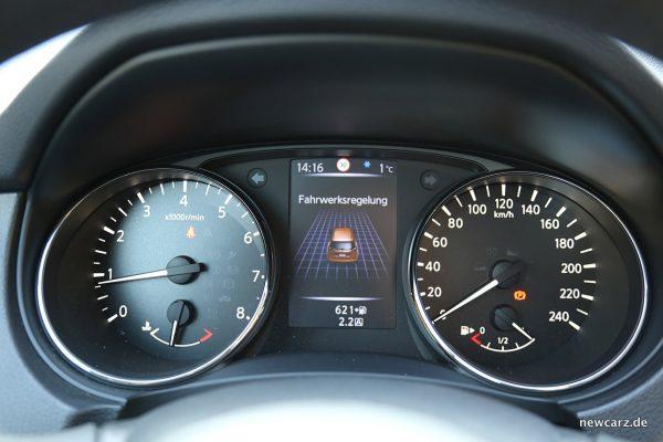 Nissan X-Trail Cockpit