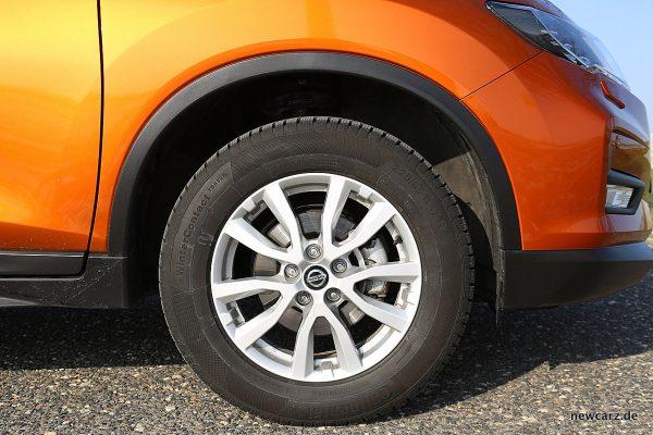 Nissan X-Trail Rad
