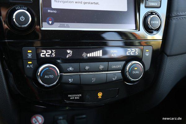Nissan X-Trail Klimaautomatik