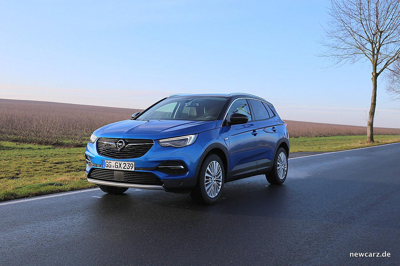 Opel Grandland X Triple X Und Hattrick Zugleich Newcarzde