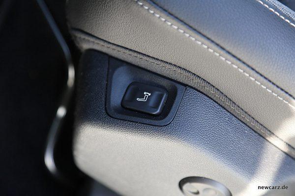 Opel Grandland X Sitzeinstellung