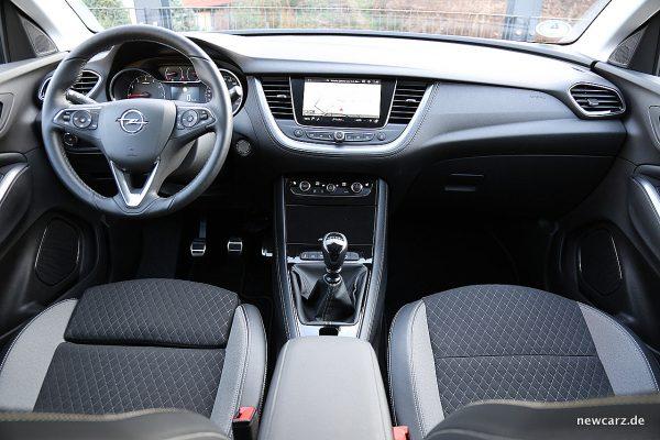 Opel Grandland X Instrumententafel