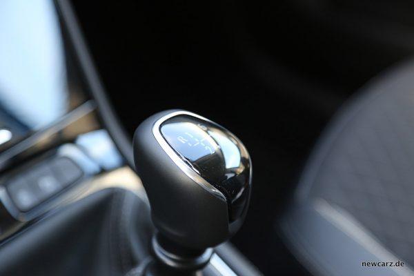 Opel Grandland X Schaltknauf