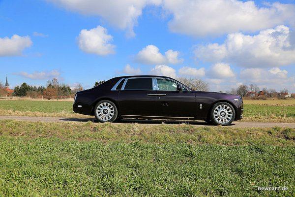 Rolls-Royce Phantom Seitenansicht