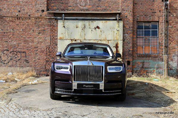 Rolls-Royce Phantom Ruine