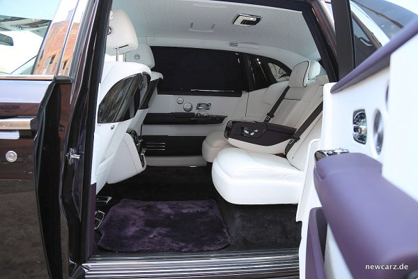 Rolls-Royce Phantom Fondansicht