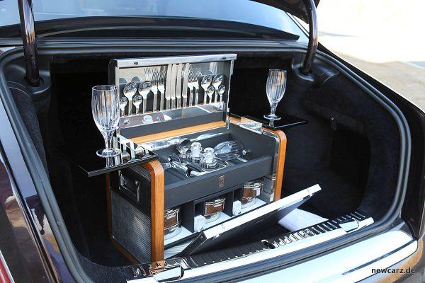 Rolls-Royce Phantom Kofferraum