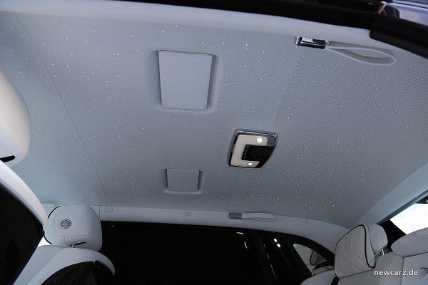 Rolls-Royce Phantom Sternenhimmel