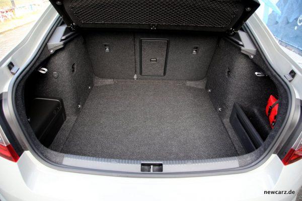 Skoda Octavia RS245 Interieur