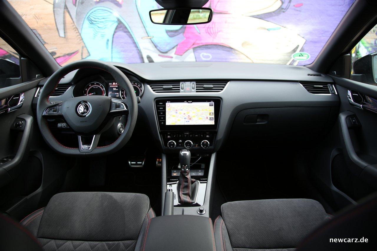 Skoda Octavia RS245 - Alltag und Eskalation - NewCarz.de