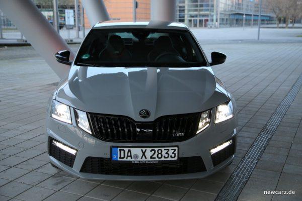 Skoda Octavia RS245 Exterieur