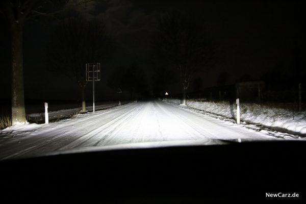 Skoda Octavia RS245 Abblendlicht LED