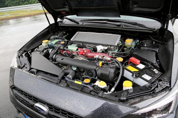 Subaru WRX STI Motor