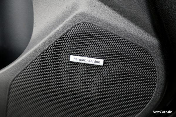 Subaru WRX STI Harman Kardon Soundsystem