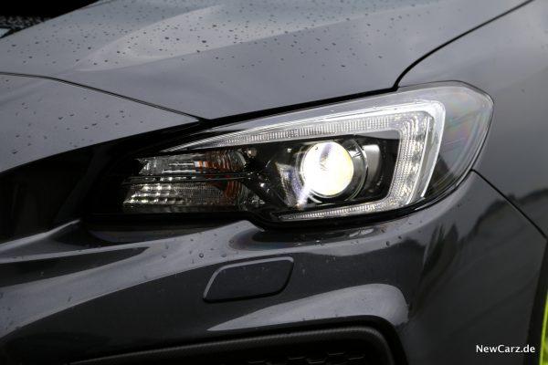 Subaru WRX STI LED-Scheinwerfer