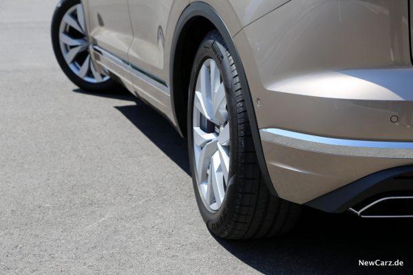VW Touareg Allradlenkung