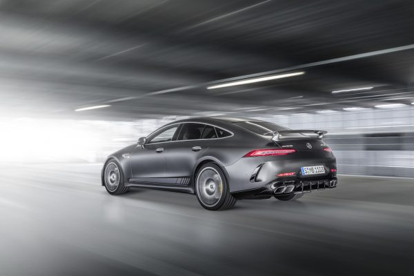 Mercedes-AMG GT 63 S 4MATIC+ Edition 1 Exterieur