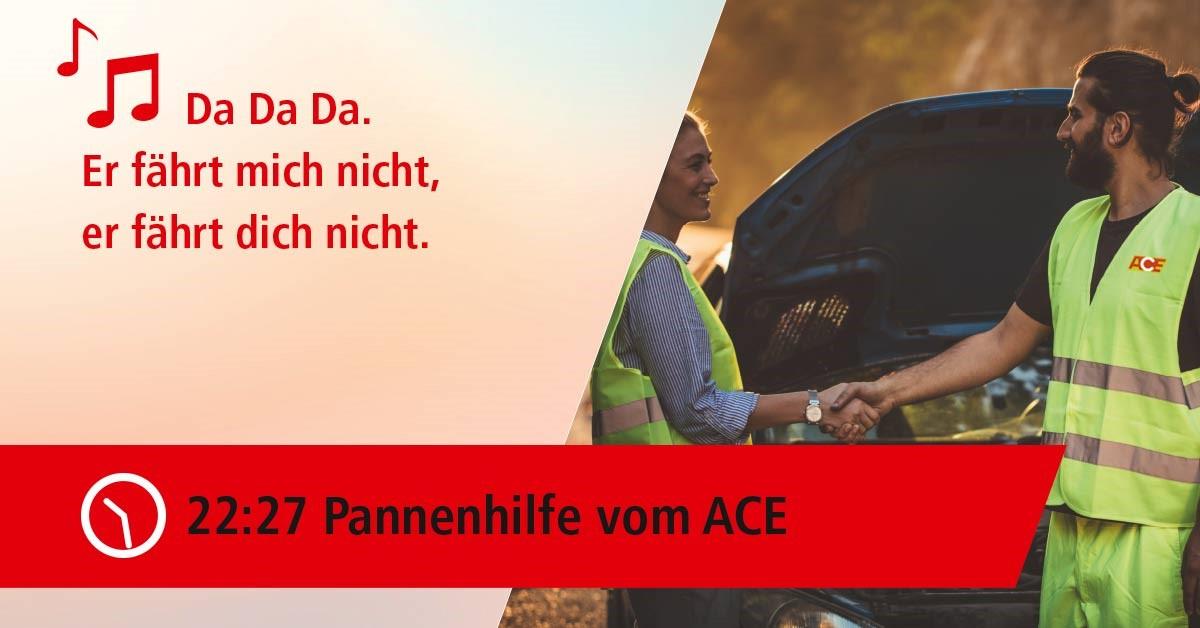 NewCarz ACE Auto Club Europa Pannenhilfe