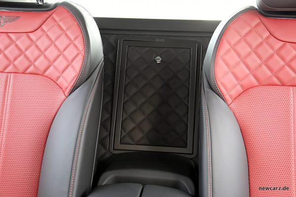 Bentley Bentayga Diesel Durchlade