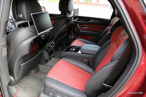 Bentley Bentayga Diesel Fondbereich