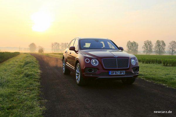 Bentley Bentayga Diesel Offroad