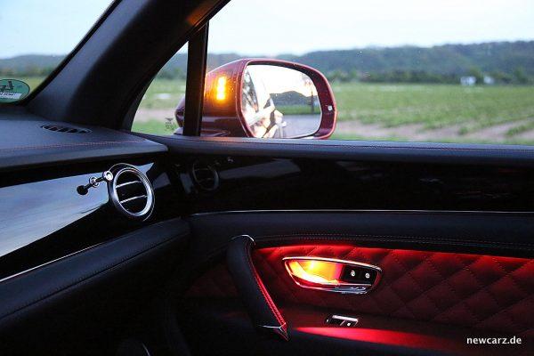 Bentley Bentayga Diesel Totwinkelwarner