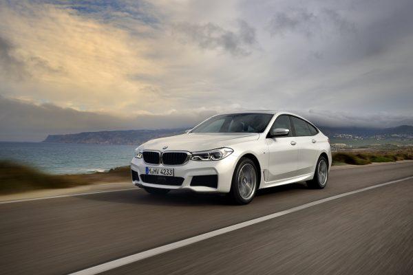 BMW 620d Gran Turismo Exterieur