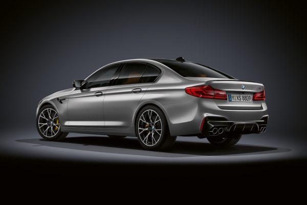 BMW M5 Competition Exterieur