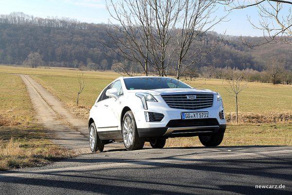 Cadillac XT5 Offroad