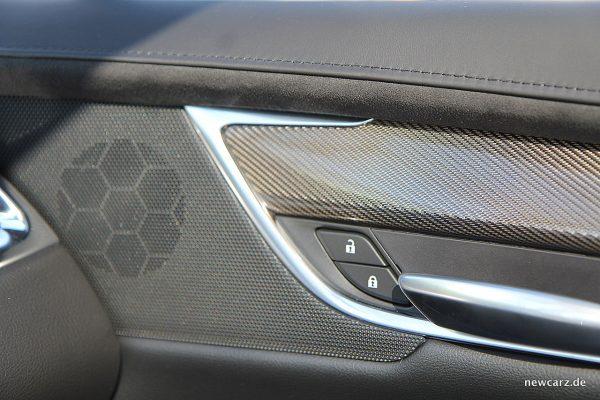 Cadillac XT5 Karbondekor