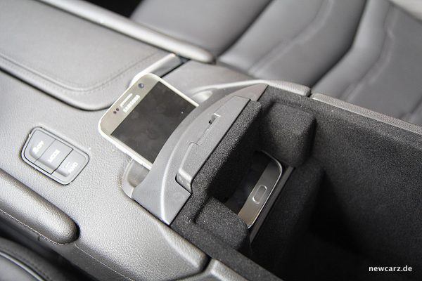 Cadillac XT5 Ladestation induktiv