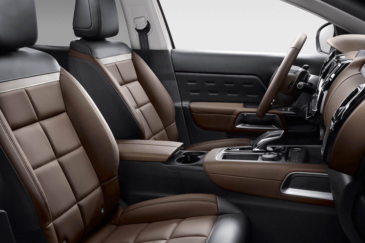 Citroen C5 Aircross - Komfortzone im SUV-Dress - NewCarz.de