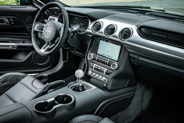 Ford Mustang Bullitt Interieur
