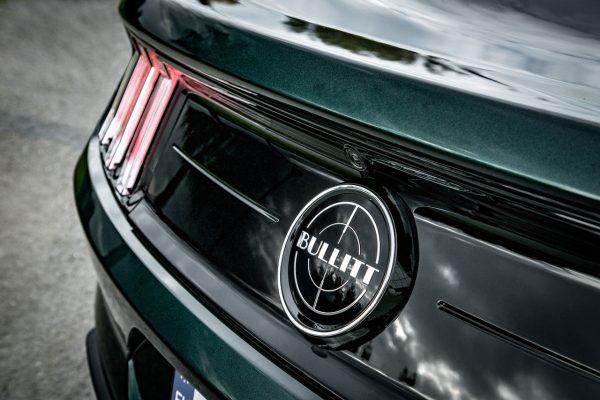 Ford Mustang Bullitt Detail