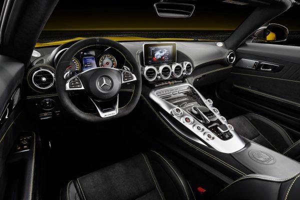 Mercedes-AMG GT S Roadster Lenkrad