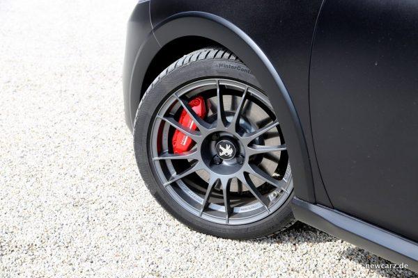 Peugeot 208 GTi Bremsen