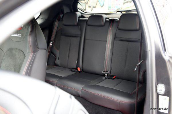 Peugeot 208 GTi Interieur