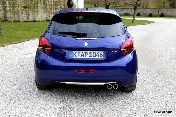 Peugeot 208 GTi Exterieur