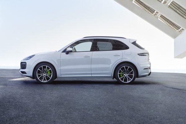 Porsche Cayenne E-Hybrid Exterieur