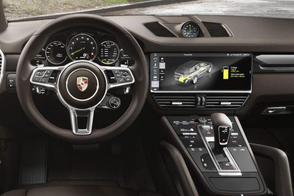 Porsche Cayenne E-Hybrid Interieur