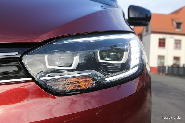 Renault Grand Scenic LED-Scheinwerfer