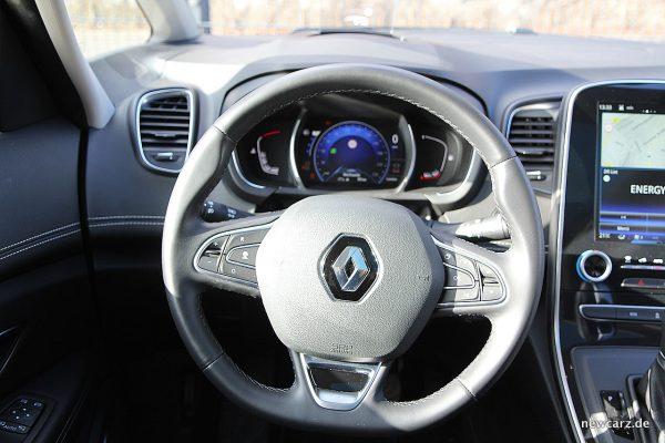 Renault Grand Scenic Lenkrad